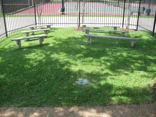 prestonwoodforestud hancock elementary school sensory garden 4
