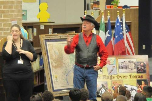 prestonwoodforestud hancock elementary water texas history program 201205 1