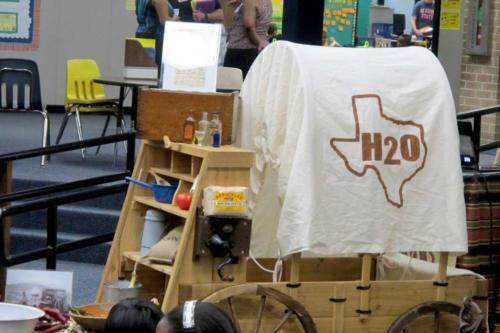 prestonwoodforestud hancock elementary water texas history program 201205 3