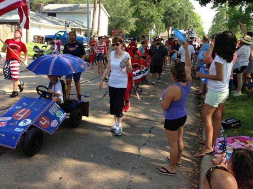prestonwoodforestud july 4th parade 2013 37
