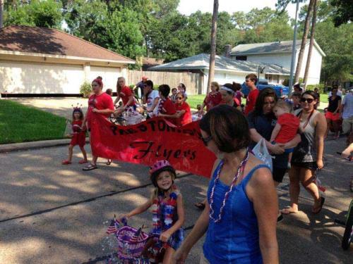 prestonwoodforestud july 4th parade 2013 38
