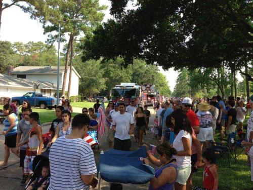 prestonwoodforestud july 4th parade 2013 39