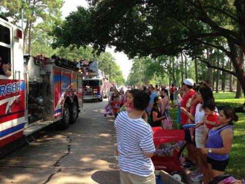prestonwoodforestud july 4th parade 2013 43