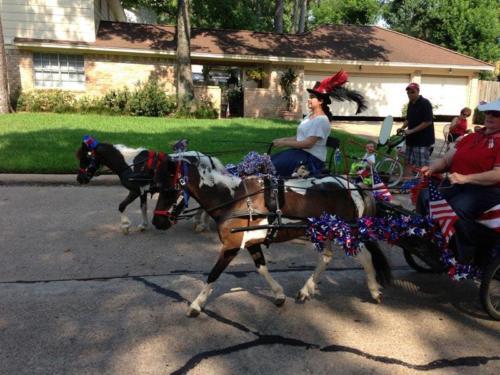 prestonwoodforestud july 4th parade 2013 49