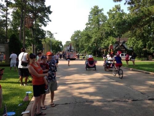 prestonwoodforestud july 4th parade 2013 51