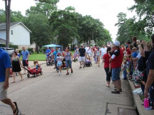 prestonwoodforestud july 4th parade 2014 108