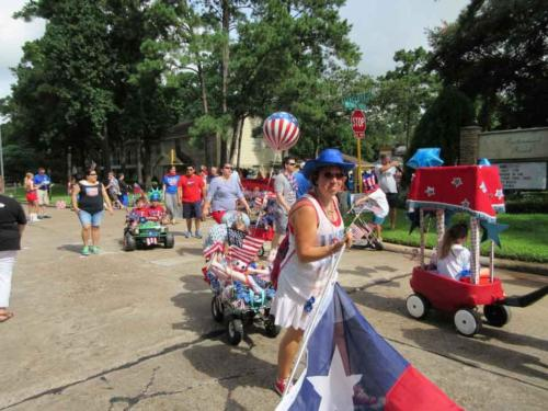 prestonwoodforestud july 4th parade 2015 111