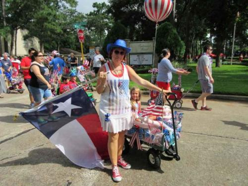 prestonwoodforestud july 4th parade 2015 112