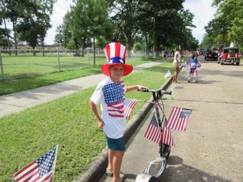prestonwoodforestud july 4th parade 2015 79