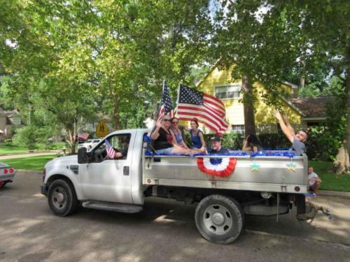 prestonwoodforestud july 4th parade 2015 81