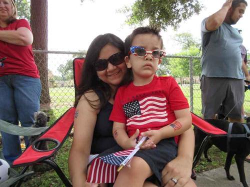 prestonwoodforestud july 4th parade 2015 82
