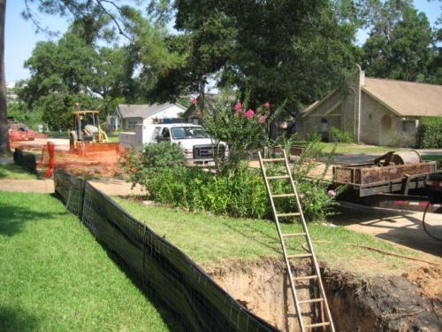 prestonwoodforestud storm sewer construction camborne lane 201206 18