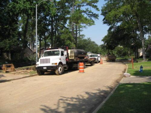 prestonwoodforestud storm sewer construction camborne lane 201206 2