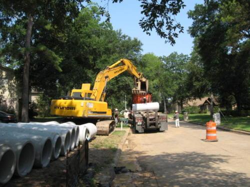 prestonwoodforestud storm sewer construction camborne lane 201206 22